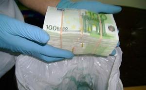 stapel geld