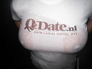 Q2Date T-Shirt