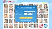 Lexa dating website screenshot