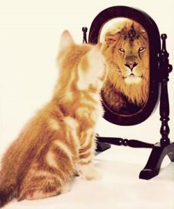 zelfvertrouwen uitstralen