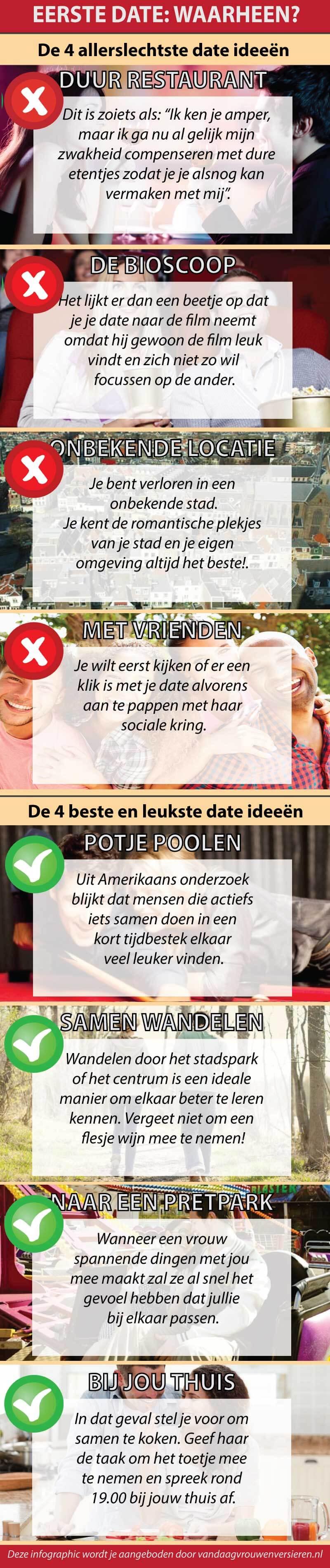 leuke dating tips Het leuke aan samen sporten is dat je  hem uitvragen doe je zo (12 tips)  meer dan 55000 nederlandse mannen en vrouwen volgen zijn adviezen over dating, liefde.