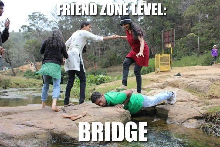 friendzone level brug