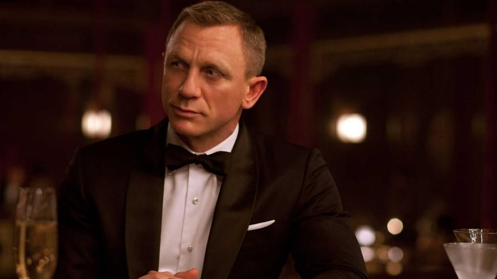 james bond kalm onverschillig