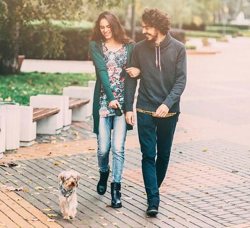 met-de-hond-wandelen