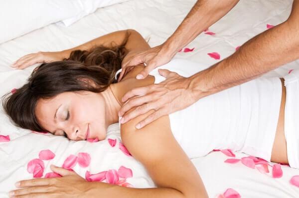 neem de tijd masseren