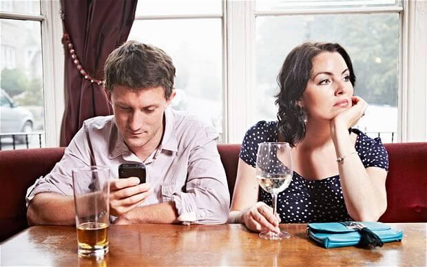 smartphone verslaafd