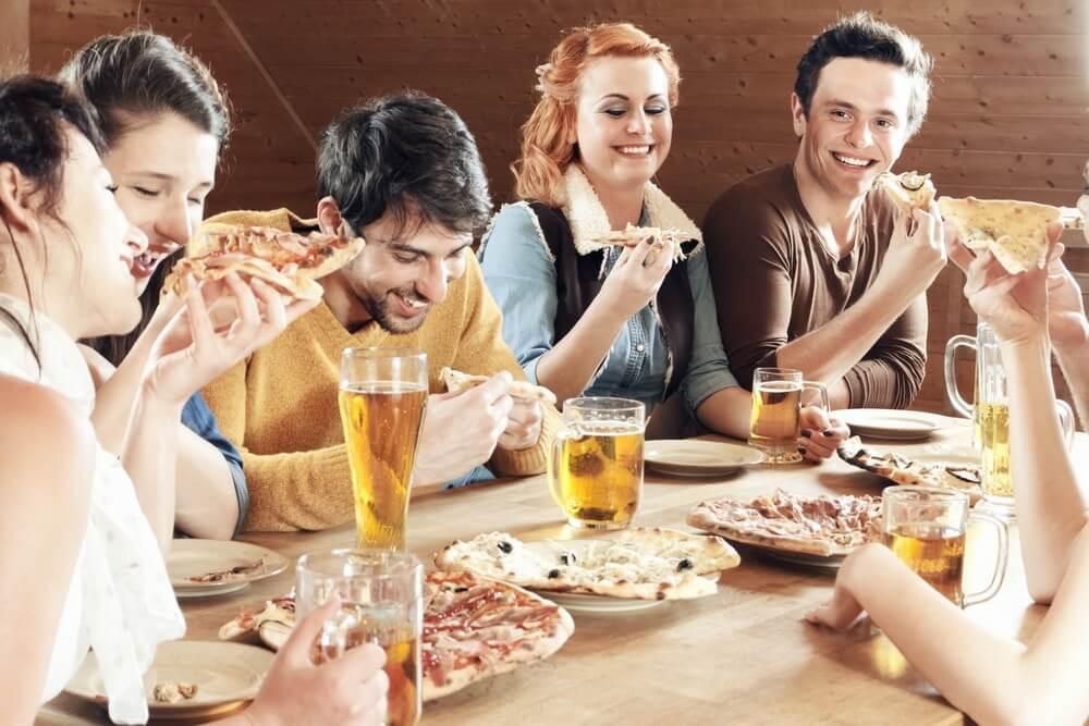 vt 5 vrienden sociale kring